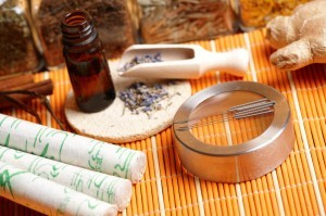 tools used in acupuncture treatment