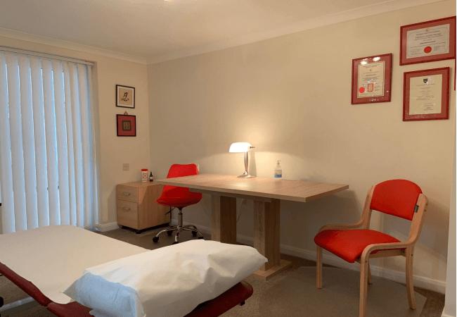Judy clinic room1
